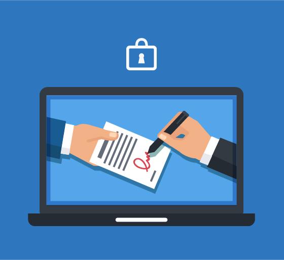 Clipping – Exame – Cartórios De Notas Do Brasil Passam A Autenticar Documentos Com Blockchain